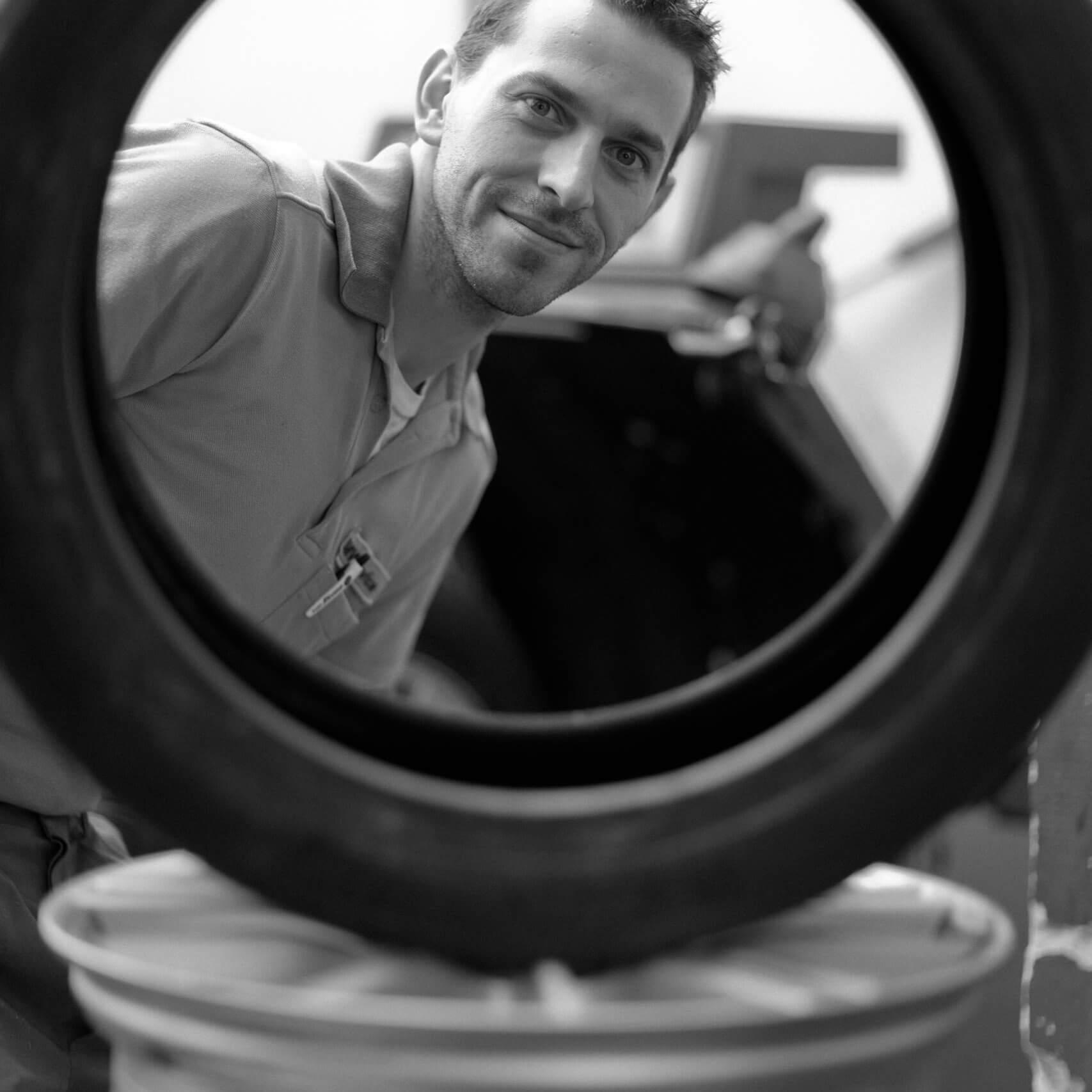 Les réalisations Lehmann Studio, photographe à Angers - reportage métier, portrait