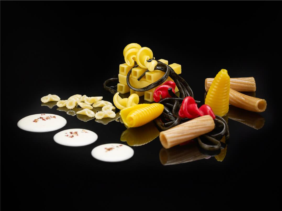 Les réalisations Lehmann Studio, photographe à Angers - shooting culinaire en studio pâtes