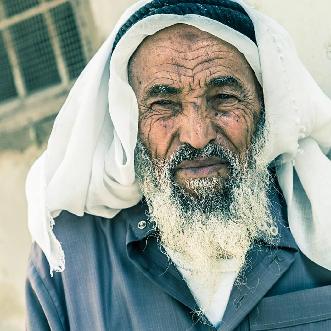 Les réalisations Lehmann Studio, photographe à Angers - reportage métier, portrait homme âgé
