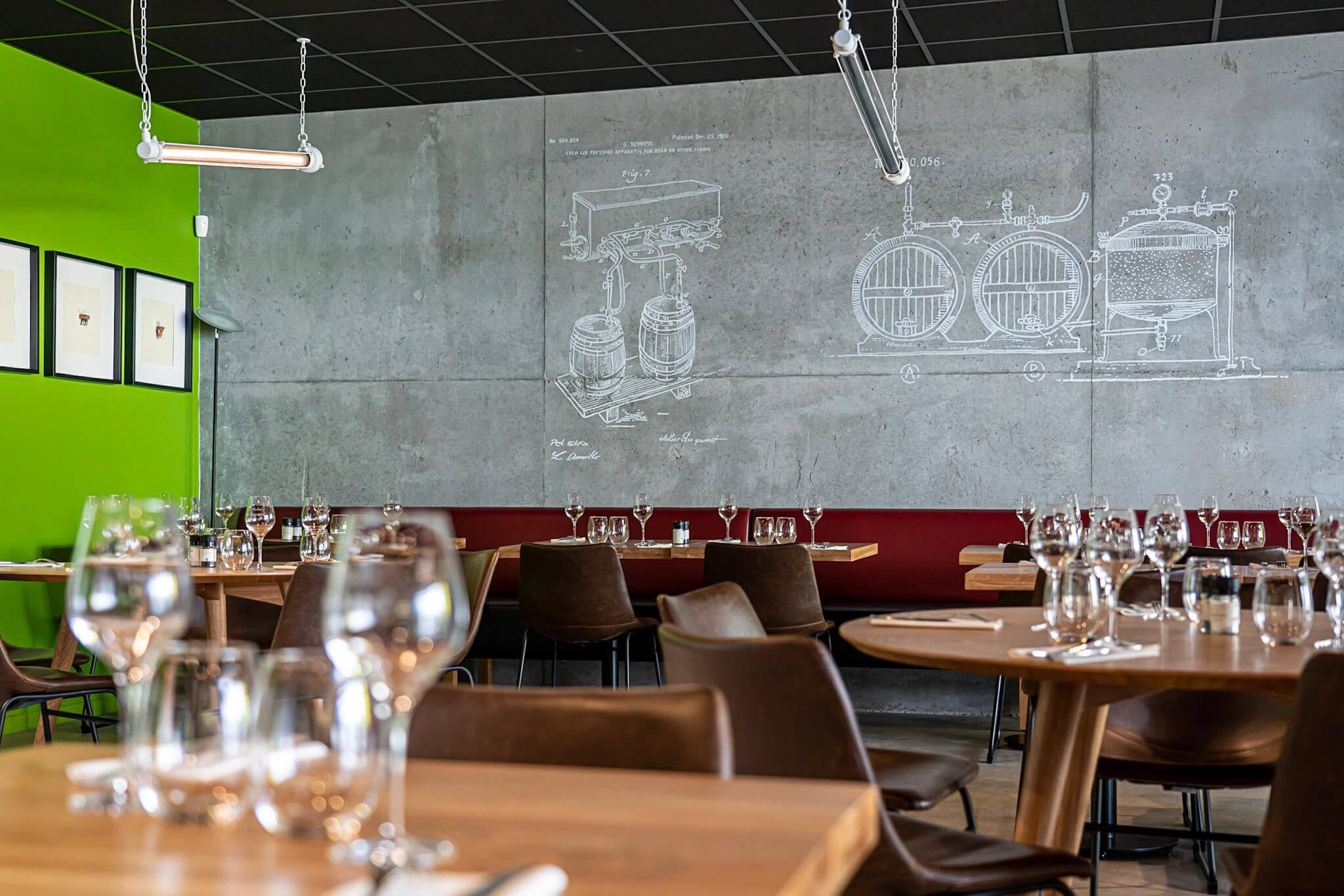 Les réalisations Lehmann Studio, photographe à Angers - reportage photo restaurant