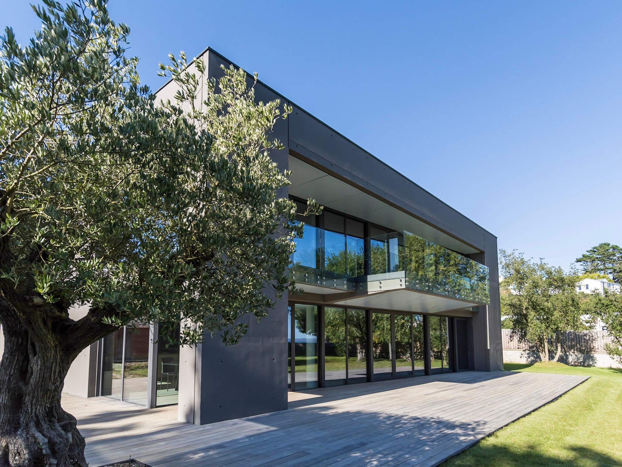 Les réalisations Lehmann Studio, photographe à Angers - reportage photo architecture baie vitrée Armoral